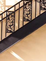 escalier fer forg ooreka. Black Bedroom Furniture Sets. Home Design Ideas