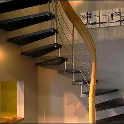 Escalier le sujet d crypt la loupe - Escalier debillarde ...