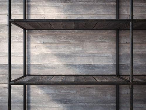 etagere metal fine