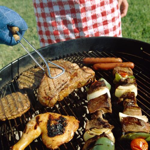 Barbecue : comment éviter les brûlures ?