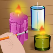fabriquer des bougies d 233 coration