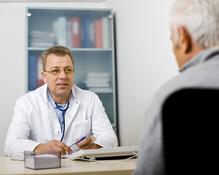 Consultation docteur patient