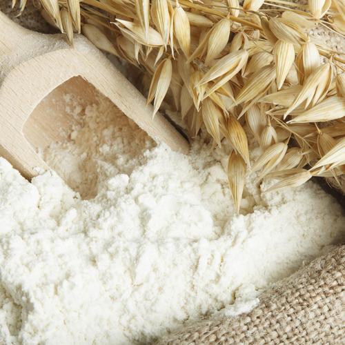 Remplacer la farine