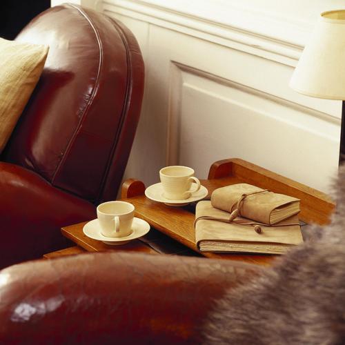 Entretenir un canapé en cuir