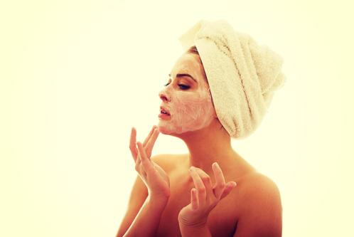 Masque Eclaircissant Visage Choix Application Ooreka