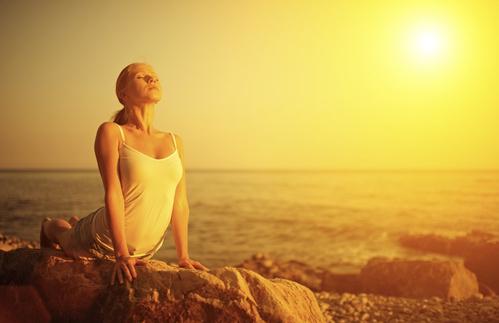 Yoga et respiration