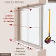 Prendre les mesures d'une fenêtre