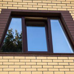 Volet roulant pour fenêtre trapèze