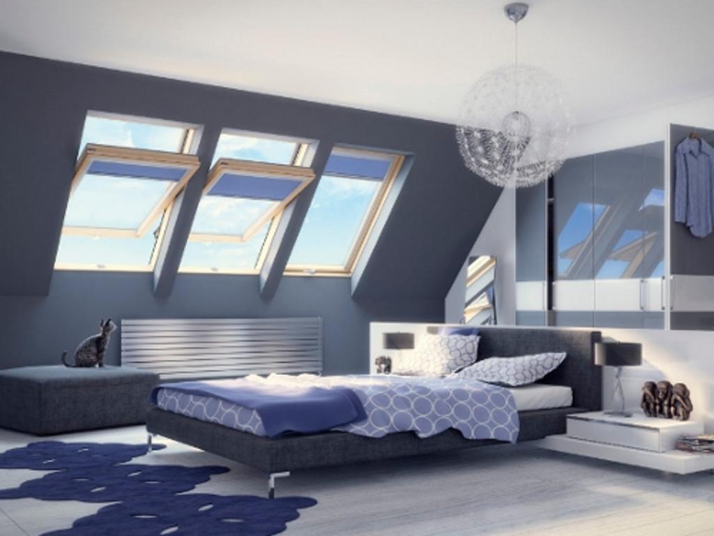 Chambre sous toit : conseils d\'aménagement et déco - Ooreka