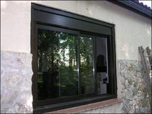 fenêtre coulissant deux vantaux