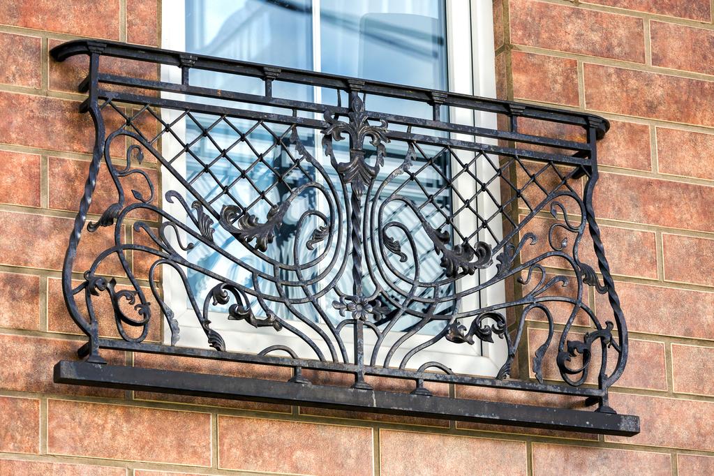Ferronnerie fenêtre