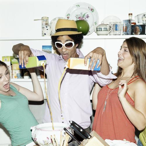 1. Faire la fête entre célibataires!