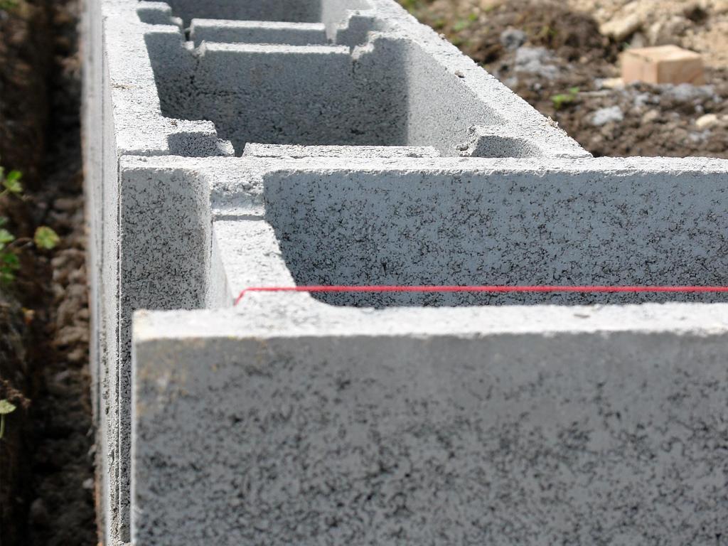 Conseils pour des fondations de maison r ussies for Conseils construction maison