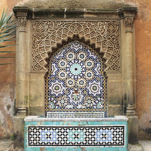 Comment créer un jardin marocain - Ooreka