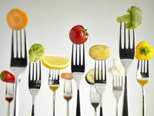 Une alimentation variée