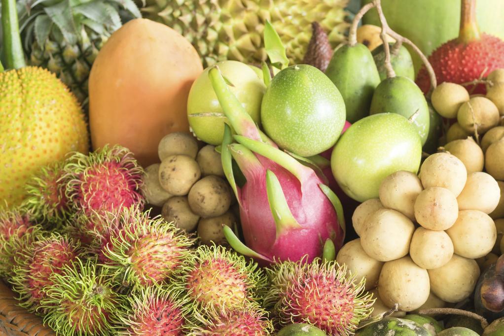 stars des fruits asiatiques bienfaits du durian et du mangoustan. Black Bedroom Furniture Sets. Home Design Ideas