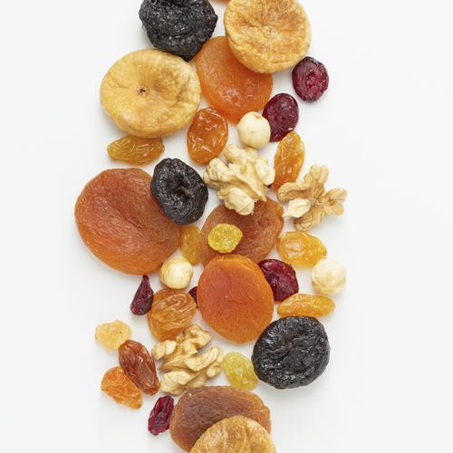 Fruits et légumes secs pour une cure de magnésium!