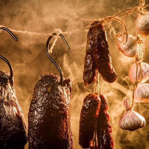 Fumer de la viande