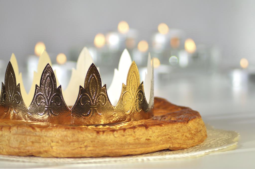 3 conseils pour choisir une bonne galette des rois - Image couronne des rois ...