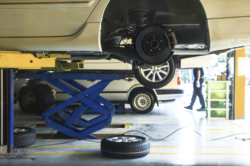 Monte voiture principe et utilit s ooreka for Garage auto reprise vehicule