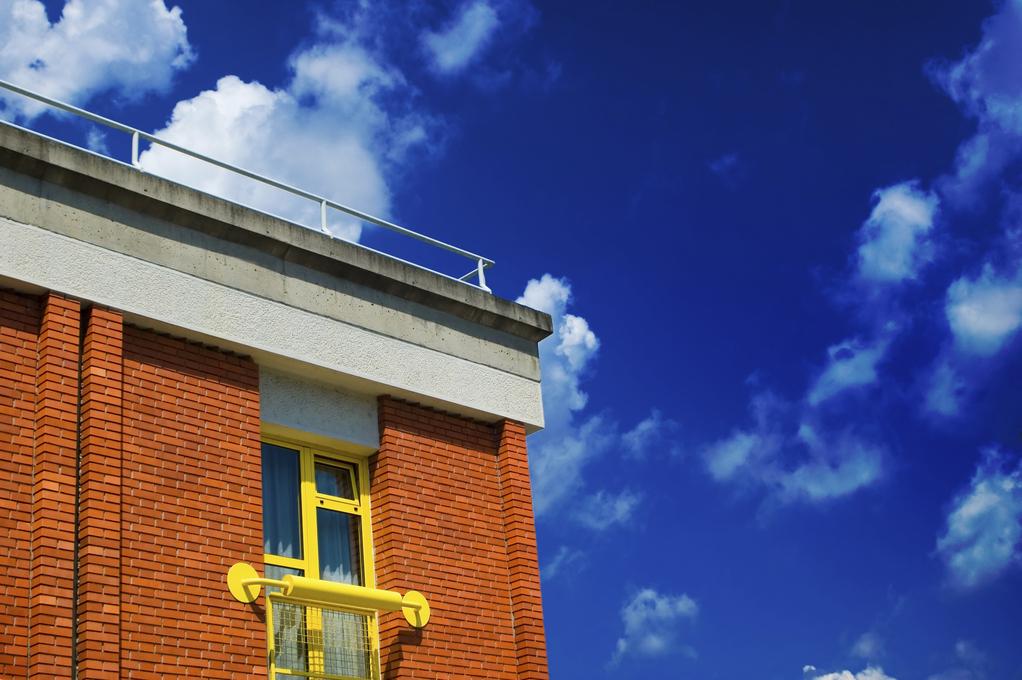Assurer la s curit sur une toiture terrasse for La toiture terrasse