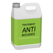 Anti mousse sur pelouse