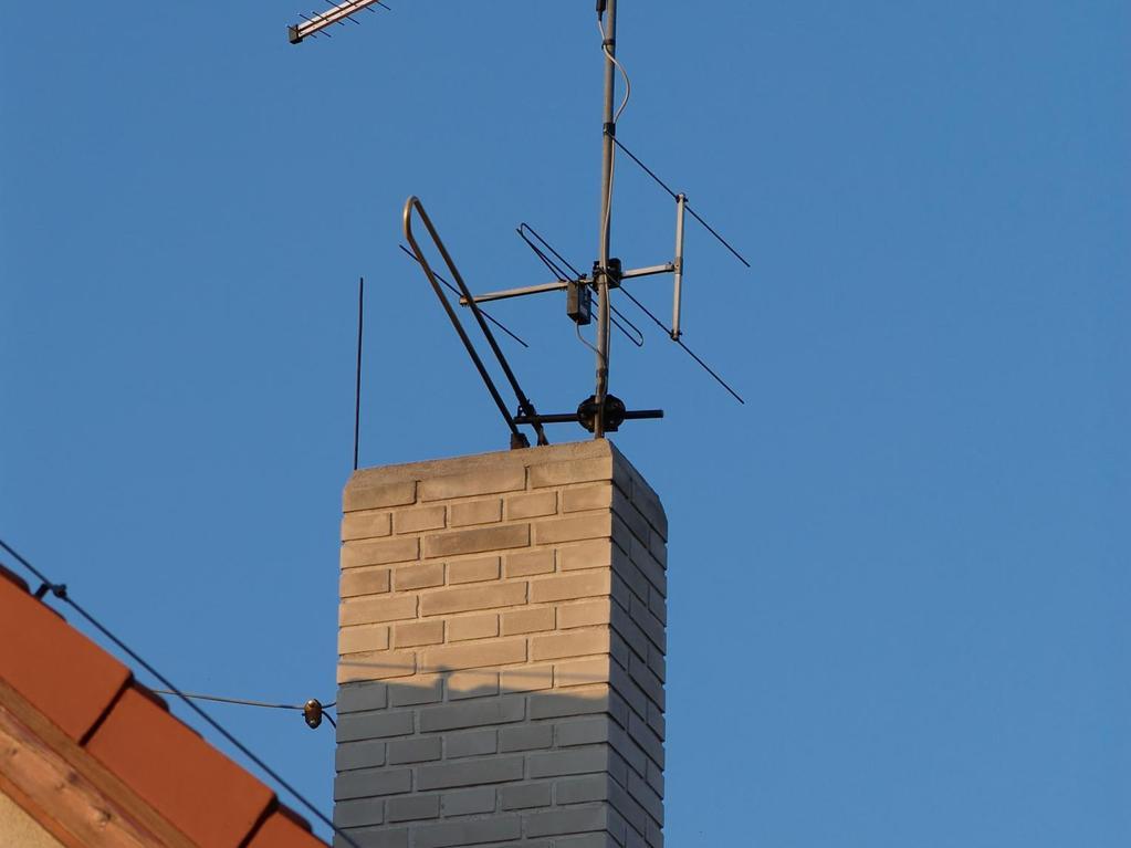 Conseils pour haubaner une antenne tv for Monter une antenne tv