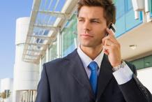 photo comment parler bien au telephone