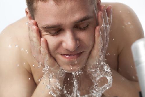 Nettoyage visage