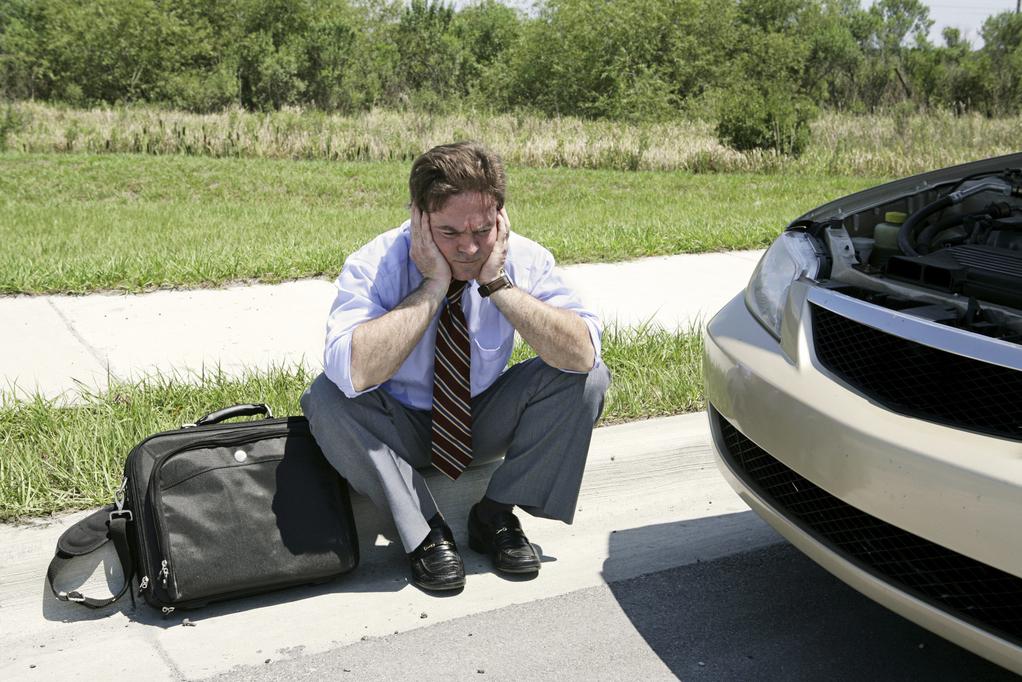 Dépannage en cas d'accident