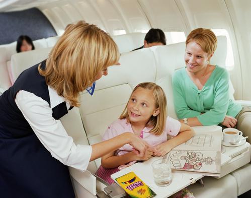 Comment Devenir Steward Ou Hotesse De L Air Ooreka
