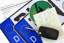 Faire une demande de certificat d'immatriculation pour une voiture neuve