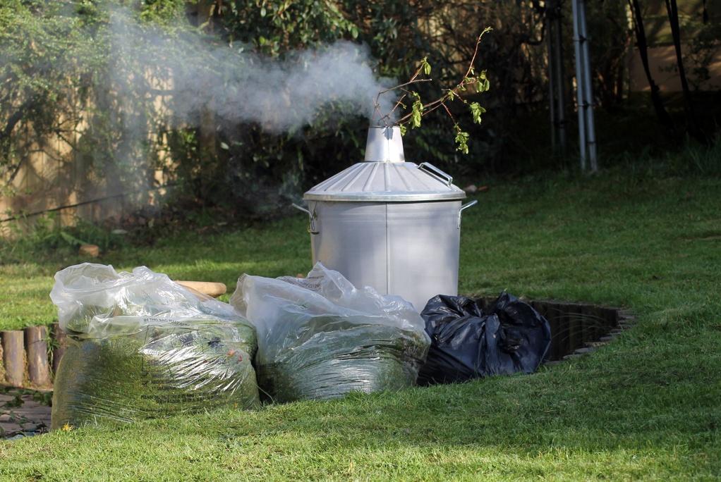 Incin rateur de jardin mod les et prix ooreka for Cendrier de jardin