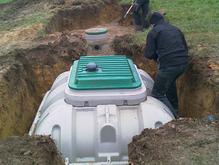 Installation fosse septique installer ooreka - Fosse septique toutes eaux sans epandage ...