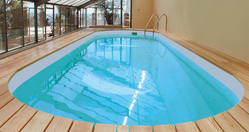 Piscine int rieure ooreka for Prix piscine interieur