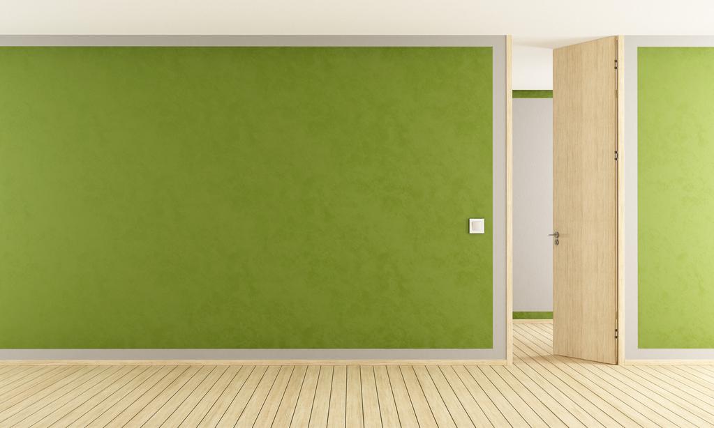 Couleur vert olive peinture conseils et id es d co ooreka - Conseil couleur peinture ...