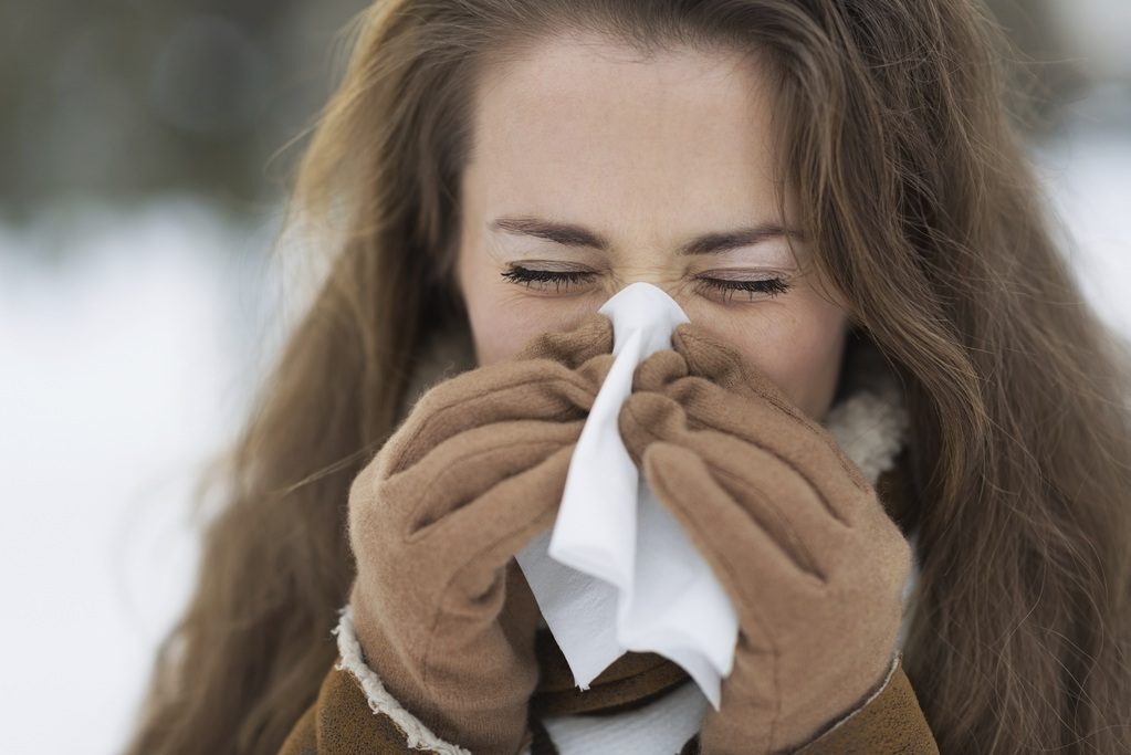 7 aliments contre le nez qui coule
