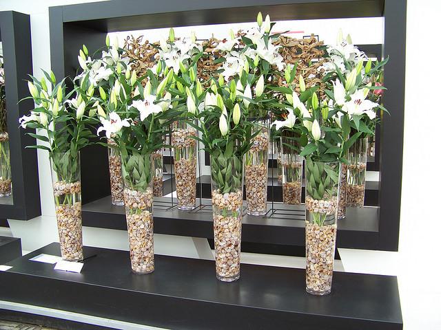 Vase pour fleurs