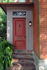 faire la chasse aux courants dair de la porte dentre - Comment Isoler Une Porte D Entree Du Bruit
