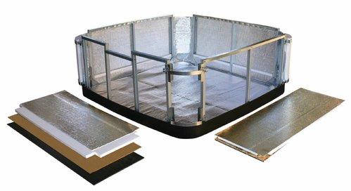 isolation spa tout savoir sur l isolation d un spa. Black Bedroom Furniture Sets. Home Design Ideas