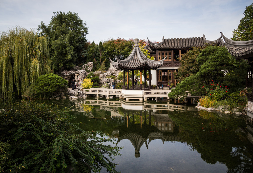 Jardin chinois d finition symbolisme exemples ooreka for Jardin chinois