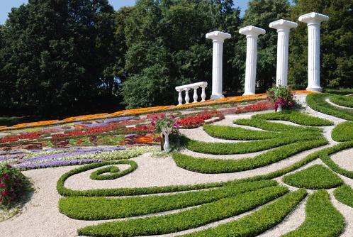 Jardin la fran aise ooreka for Le jardin francais