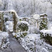 Pr parer le jardin pour l 39 hiver jardinage for Jardin anglais en hiver