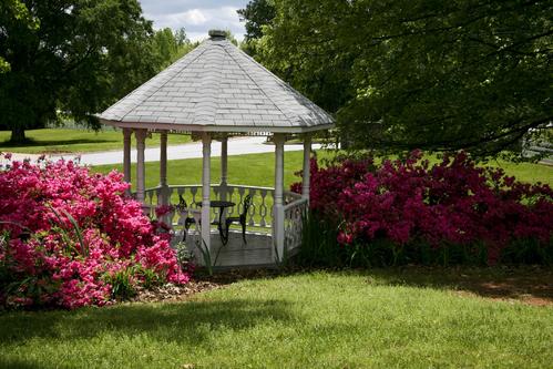 Kiosque de jardin installation et prix ooreka for Kiosque exterieur design