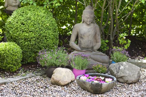 Jardin zen - Ooreka