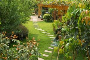 Exposition et ensoleillement du jardin