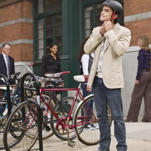 Se rendre au boulot à vélo sans transpirer (ou presque)