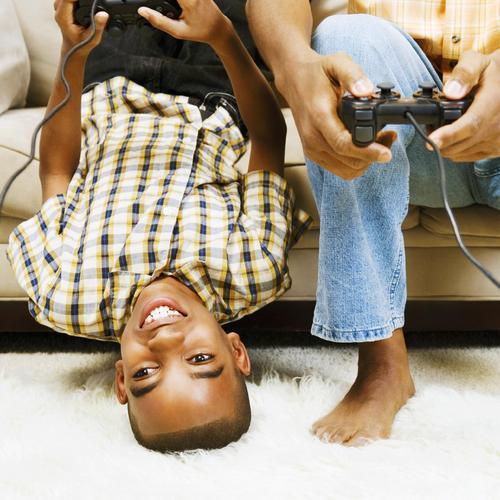 Les jeux vidéos sont excellents pour le cerveau