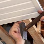 Selon l'état du plafond et le choix retenu, le revêtement plafond peut être de plusieurs types.