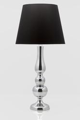 lampe a poser pied transparent
